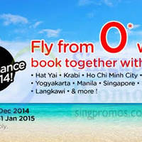 Read more about Air Asia Go Book a Hotel & Get $0 Flights 1 - 7 Dec 2014