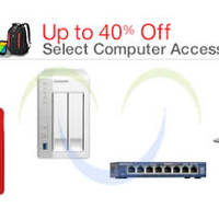 Amazon Up To 40% Off Selected Computer Accessories 20 - 21 Dec 2014