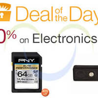 Read more about Amazon Up To 50% OFF Selected Electronics Accessories 24hr Promo 29 - 30 Dec 2014