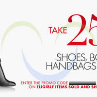 Read more about Amazon.com 25% OFF Shoes, Boots, Handbags & More (NO Min Spend) Coupon Code 18 - 23 Dec 2014