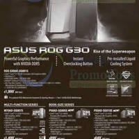 Asus ROG Desktop PC Offers 18 Dec 2014
