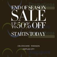Read more about Bcbgmaxazria End of Season Sale Up To 50% Off 4 Dec 2014