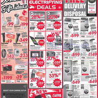 Best Denki TV, Appliances & Other Electronics Offers 19 - 22 Dec 2014