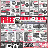 Best Denki TV, Appliances & Other Electronics Offers 27 - 29 Dec 2014