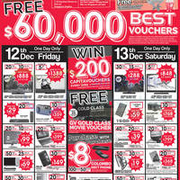 Read more about Best Denki Christmas Delights Offers @ IMM & Bedok Mall 12 - 15 Dec 2014