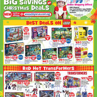 "Read more about Toys ""R"" Us Big Savings Christmas Deals Offers 1 - 29 Dec 2014"