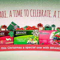 Brand's Health Drinks 15% OFF (NO Min Spend) 1-Day Coupon Code 23 Dec 2014