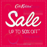 Cath Kidston Up To 50% Off Sale 22 Dec 2014