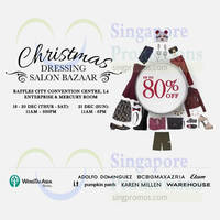 Wing Tai Christmas Dressing Salon Bazaar 18 - 21 Dec 2014