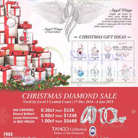 Read more about Citigems Christmas Diamond Sale @ VivoCity 17 Dec 2014 - 4 Jan 2015