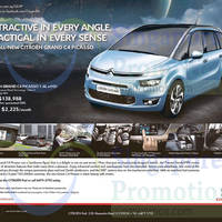 Read more about Citroen Grand C4 Picasso Price & Features 20 Dec 2014
