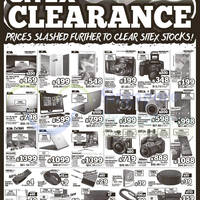 Read more about Courts Post-Sitex Clearance Deals 3 - 5 Dec 2014