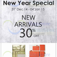 Read more about Crocodile 30% Off New Arrivals Promo @ Selected Outlets 31 Dec 2014 - 4 Jan 2015