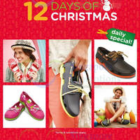 Crocs 30% Off Selected Beach Line Collection 1-Day Promo 19 Dec 2014