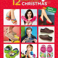 Crocs 15% Off Storewide Weekend Promo 20 - 21 Dec 2014
