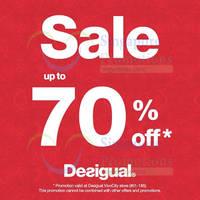 Read more about Desigual Sale 11 Dec 2014