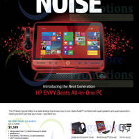 Read more about HP Notebooks, Desktop PCs & Accessories Offers 1 Dec 2014 - 31 Jan 2015