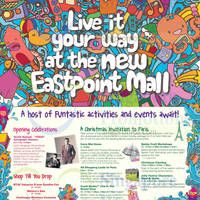 Read more about Eastpoint Mall Christmas Activvities & Celebrations 5 - 25 Dec 2014