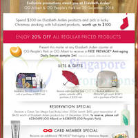 Read more about Elizabeth Arden Christmas 1-Day Promo Offers @ OG 20 Dec 2014