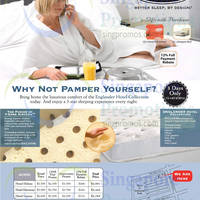 Read more about Englander Hotel Collection Mattress Offers 12 Dec 2014