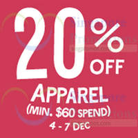 Read more about Fox Christmas 20% Off Weekend Special 4 - 7 Dec 2014