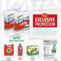 Cold Storage Spend $20 & Get Free Trolley & Other Offers 19 - 21 Dec 2014