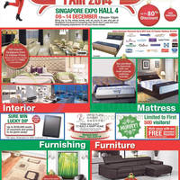 Read more about Singapore Furniture & Furnishing Fair @ Singapore Expo 6 - 14 Dec 2014