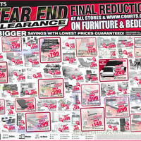 Read more about Courts Year End Clearance Sale Offers 27 - 31 Dec 2014