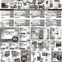 Gain City Electronics, TVs, Washers, Digital Cameras & Other Offers 20 Dec 2014