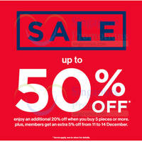 Read more about Gap Up To 50% Off Sale 11 Dec 2014
