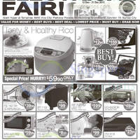 Read more about Akira Electrical Fair Offers @ Giant 12 - 31 Dec 2014