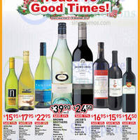 Read more about Giant Hypermarket Wines Offers 5 - 18 Dec 2014