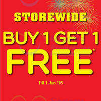 Read more about Giordano Buy 1 Get 1 FREE Promo 26 Dec 2014 - 1 Jan 2015