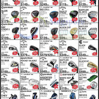 Golf Direct Year End Sale Offers 19 - 31 Dec 2014