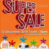 Read more about Guardian 1-Day Super Sale 12 Dec 2014
