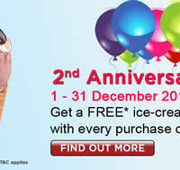 Read more about HL Assurance Free Ice-Cream Voucher Anniversary Promotion 1 - 31 Dec 2014