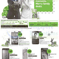 Starhub Smartphones, Tablets, Cable TV & Broadband Offers 20 - 26 Dec 2014