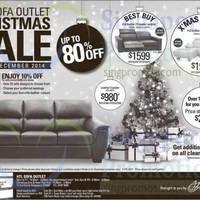 Read more about HTL Sofa Outlet Christmas Sale 20 - 25 Dec 2014