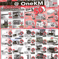 Read more about Harvey Norman OneKM Mall Grand Opening Specials 6 - 7 Dec 2014
