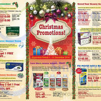Read more about Nature's Farm Christmas Promotions Offers 1 - 31 Dec 2014