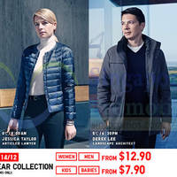 Read more about Uniqlo Islandwide Limited Offers 12 - 18 Dec 2014