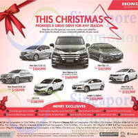 Read more about Honda Cars Offers 20 Dec 2014