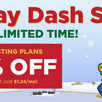 HostGator Web Hosting 75% OFF 6hr Promo 22 - 23 Dec 2014
