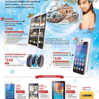 Read more about Huawei Mobile Phones & Tablets No Contract Offers 6 Dec 2014