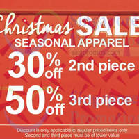 Read more about Hush Puppies Apparel Up To 50% OFF Christmas Promo 8 Dec 2014