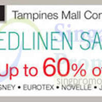 Read more about Isetan Bedlinen Sale @ Tampines Mall 15 - 24 Dec 2014
