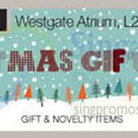 Read more about Isetan Christmas Gift Ideas @ Westgate 15 - 25 Dec 2014