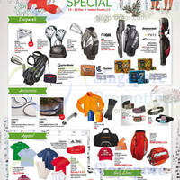 Read more about Isetan Christmas Golf Promo Offers @ Isetan Scotts 12 - 25 Dec 2014