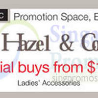 Read more about Hazel & Co Promo Event @ Isetan Orchard 8 - 31 Dec 2014
