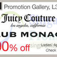 Read more about Isetan Juicy Couture & Club Monaco Promo @ Isetan Scotts 19 - 26 Dec 2014